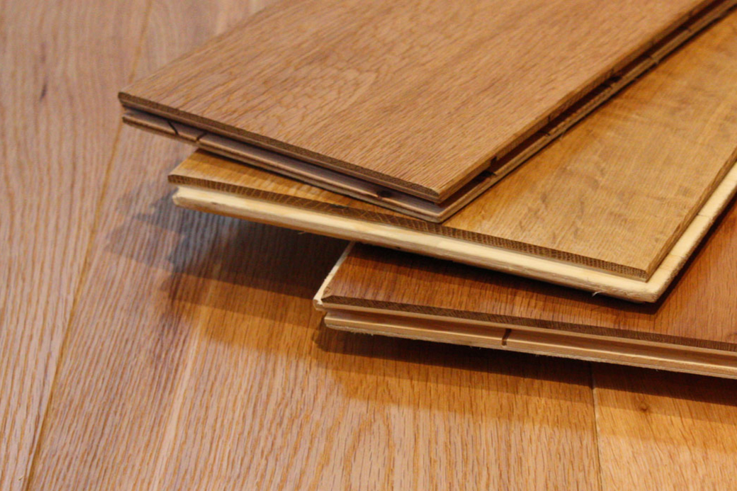 Oak wood flooring installers in Poole, from engineered to solid timbers.