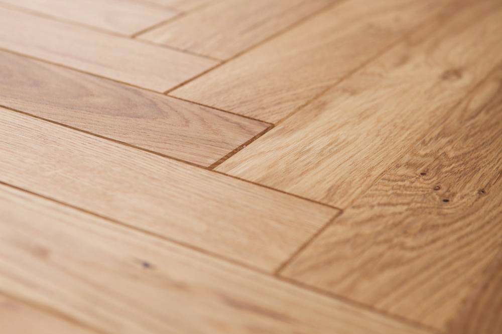 natural oak parquet installer poole