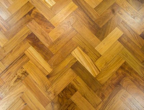 Wood Block and Parquet Floor Sanding